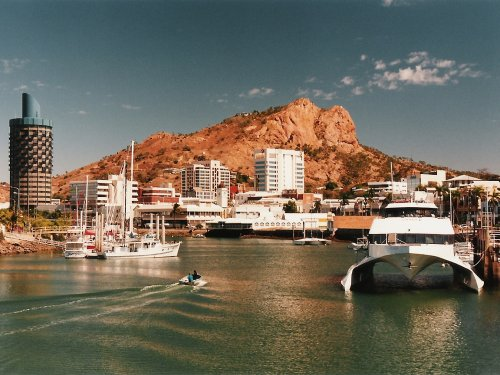 Icon - Castle Hill and Marina
