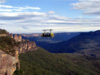 The Skyway Cable Car at Katoomba