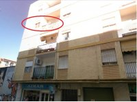 Flat 80m^2 in the beautifull and historical city of Linares very near to the center of the city, perfect point to see all Spain, posibility of car