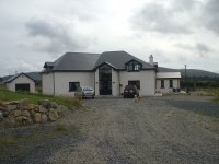 5 bedroomed bungalow on 2 acres