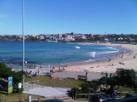 World Class view of Bondi Beach