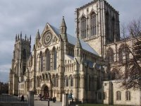 Amazing View of York Minster - York, North Yorkshire, United Kingdom