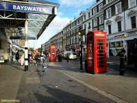 London Bayswater Zone1 - BAYSWATER, LONDON, UK